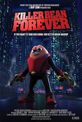 Filme Poster Killer Bean - O Super Herói DVDRip Rmvb Dublado