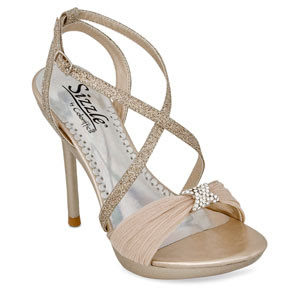 Sizzle antilles ivory Bridal Shoes