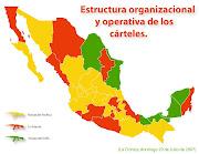 . vida social, no es ésta quien impone conductas a la sociedad, . (mapa de mexico narco)