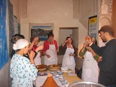 Cooking Lessons - Cours de Cuisine