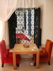 Riad Sara: Table d'hôte à Marrakech