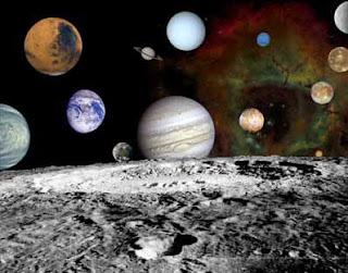 Influentele planetelor - Jupiter, Luna si Marte
