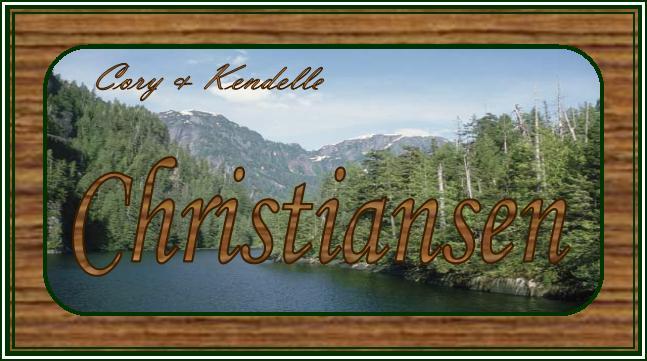 Cory & Kendelle Christiansen