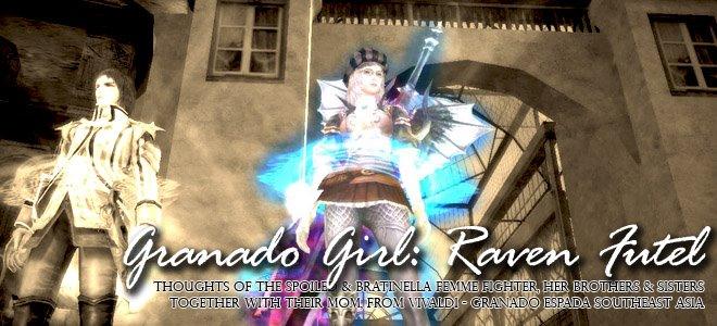 Granado Girl: Raven Futel