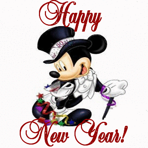 LES P'titesouris   - Page 4 Micky+mouse+animation+happy+new+year+card