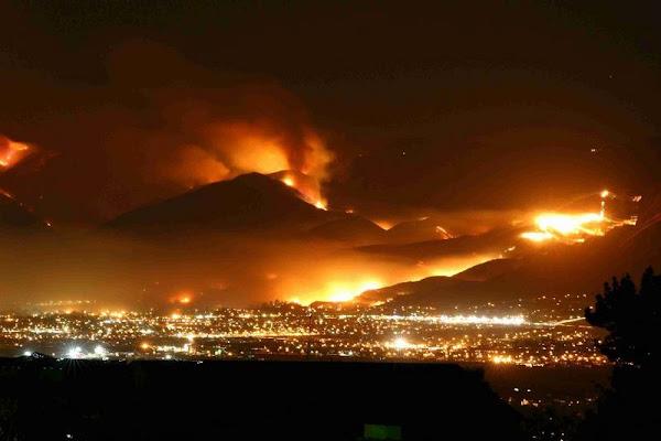 SD Wild fires