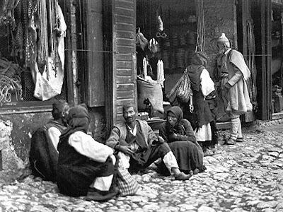 tsamhdesparamithiaph pal013 Paramithia Marketplace 1915 Τσαμουριά και Τσάμηδες