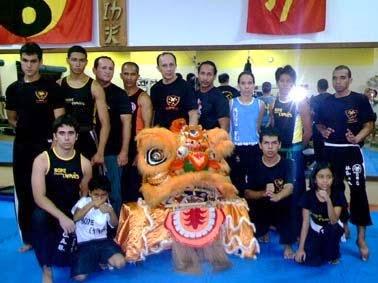 2° CURSO DA DANÇA DE LEÃO - ARACAJU/SE 2008