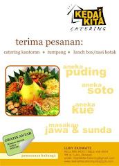Ingin Pesan Tumpeng or Lunch box?