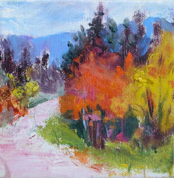 Fantasy Art Of Illusion Peace And Easy Colorful Colorado