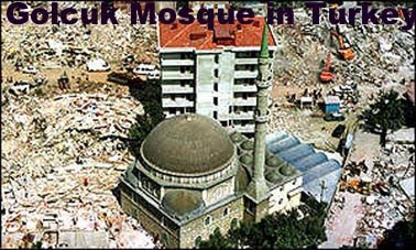 Masjid Unaffected by Earthquake in Turkey - Miracle Of Islam