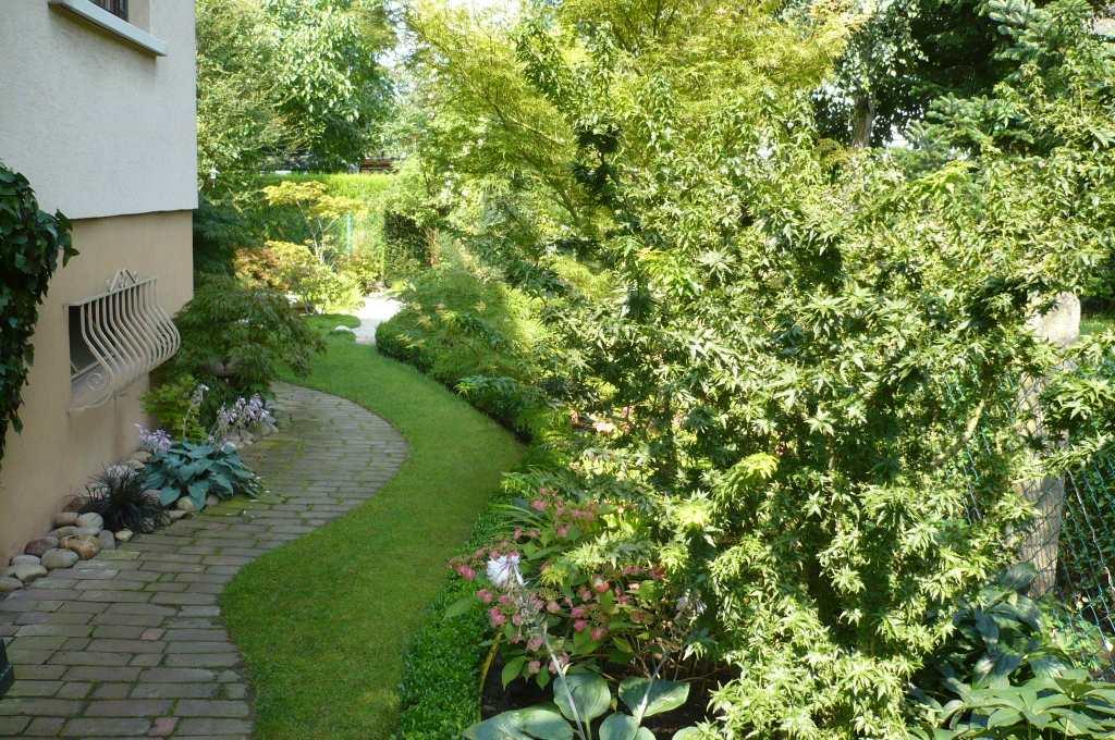 Balades dans de beaux jardins jardin citadin - Le jardin d erables ...
