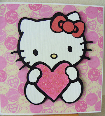 hello kitty valentines day