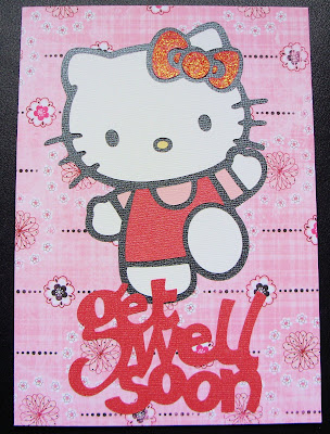 must go on a stash diet hello kitty again