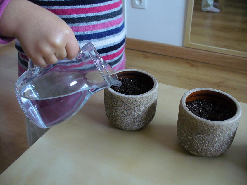 a la douce herbes en petits pots. Black Bedroom Furniture Sets. Home Design Ideas