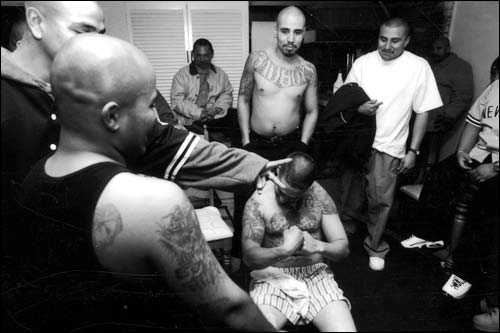 gang tattoos meaning