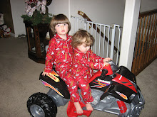 Santa brings a new 4 wheeler