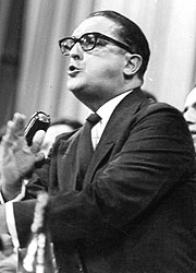 Carlso LAcerda Governador da Guanabara