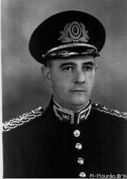 General Mourão: iniciou o Golpe em MG