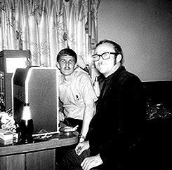 Bill & Kenny in 1964