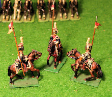 Peter Gilder 1st Guard Lancers