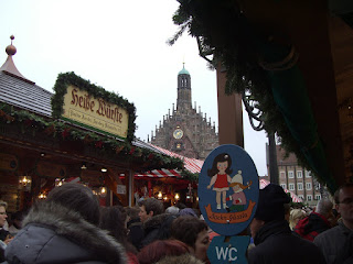 This is the famous Nürnberg (Nuremberg) Christmas Market.