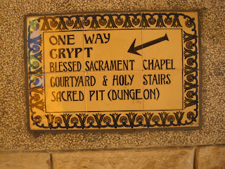 Not sure I've ever heard of a two-way crypt.