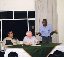 Formatura Curso de Arbitros 1999