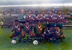 Seleção Iguaçuana juvenil 1988