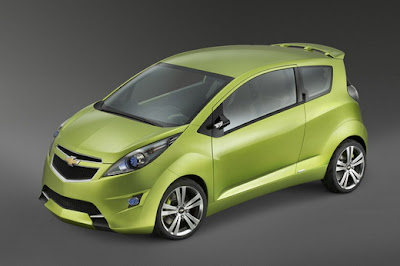 Chevy Beat India - GM Chevrolet Beat Launched in India