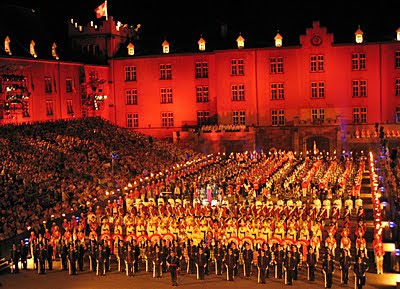 Basel Tattoo Tickets - Buy or Sell Basel Tattoo 2010 Tickets