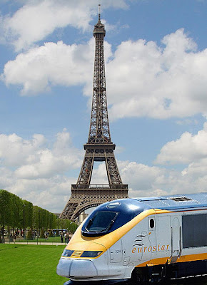 EUROSTAR TICKETS - How to Get cheap Eurostar Tickets