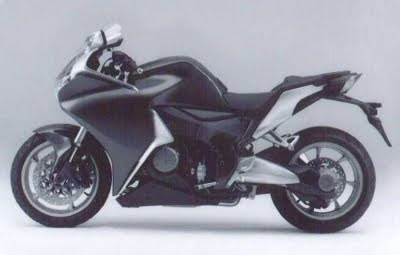 2010 Honda VFR1200 V4 photos