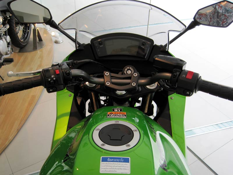 2012 Ninja 650r Price The Price of Ninja 650r is 4