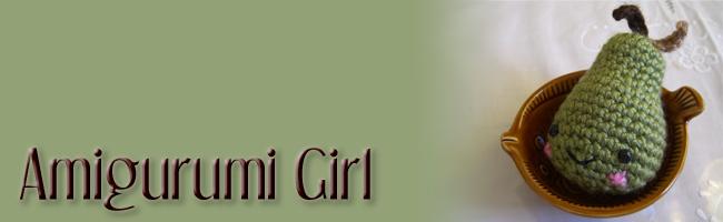 Amigurumi Girl