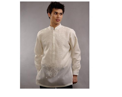 The Tradition Of The Filipino Formal Wear July 2008
