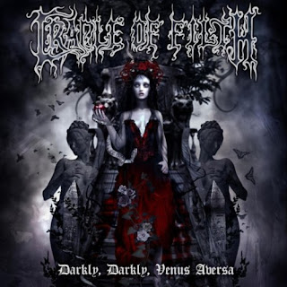 Cradle Of Filth - Darkly, Darkly, Venus Aversa [2010]