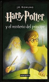 Harry Potter Y El Misterio Del Principe