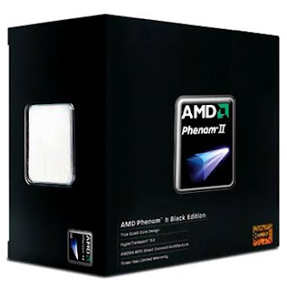 AMD Anuncia Phenom II Black Edition