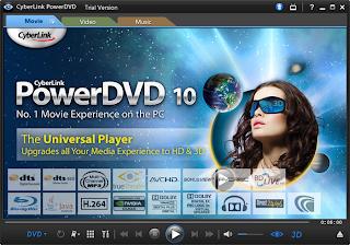 Cyberlink PowerDVD 10