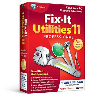 Avanquest Fix-It Utilities Professional 11.2.2
