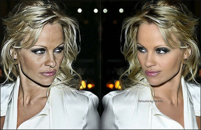 451imaging | Photoshop retouching service - CELEBRITIES
