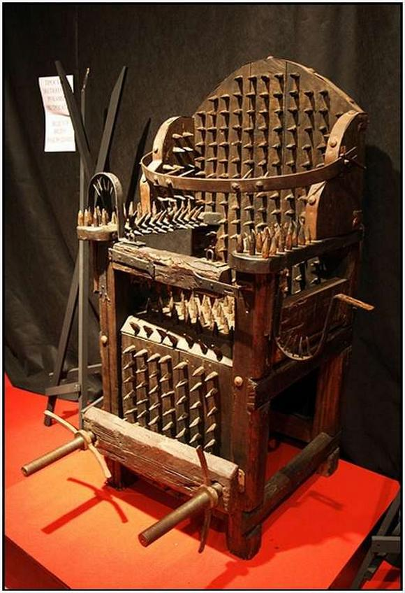 torture devices of the dark ages