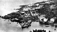 Town of Calheta, XIX Century