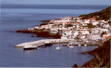 Town of Calheta, S. Jorge island, where I was born