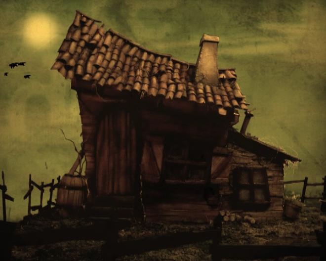 Maquette de la maison du pauvre ignace