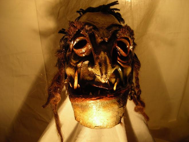 Masque d'Ork
