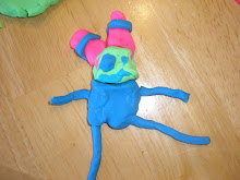 Play Doh Sally