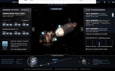 宇宙飛行士気分になれるサイト