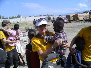 volunteer ministers in Haiti